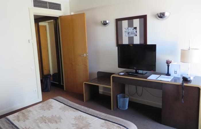 Habitación del hotel As Américas visitar Aveiro
