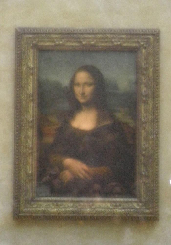 La Gioconda qué ver en el Louvre