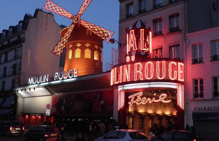 Moulin Rouge de París qué ver en Montmartre