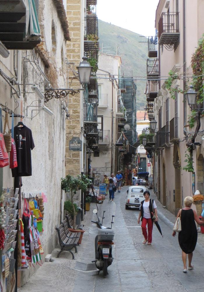 Calle de Cefalú