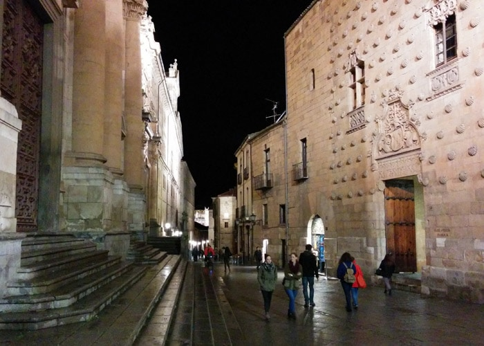 Casa de las Conchas que ver en Salamanca