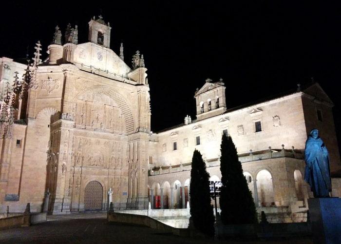 Iglesia de San Esteban y Convento de los Dominicos Salamanca
