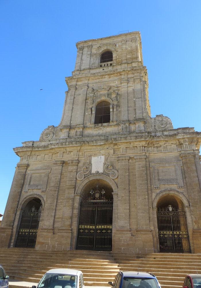 Duomo de Enna Sicilia