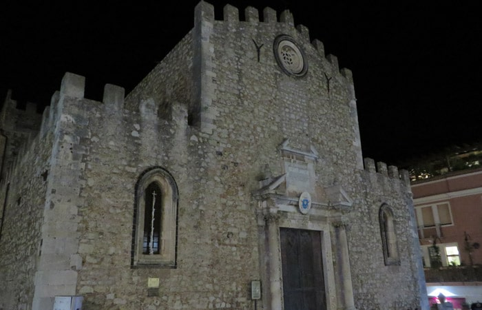 Duomo qué ver en Taormina