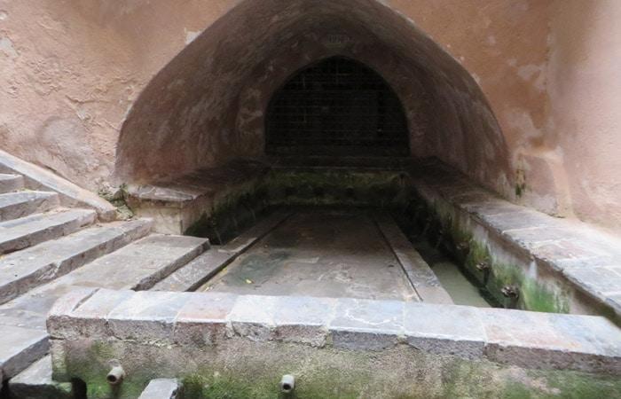 Lavatorio que ver en Cefalú
