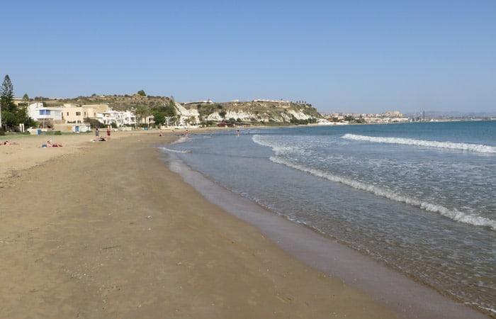 Playa de Punta Grande Sicilia