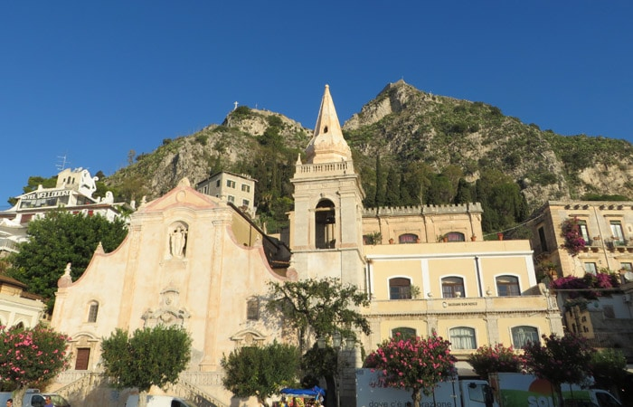 Taormina Sicilia imprescincible