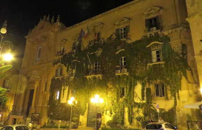Teatro Pirandello de Agrigento Sicilia