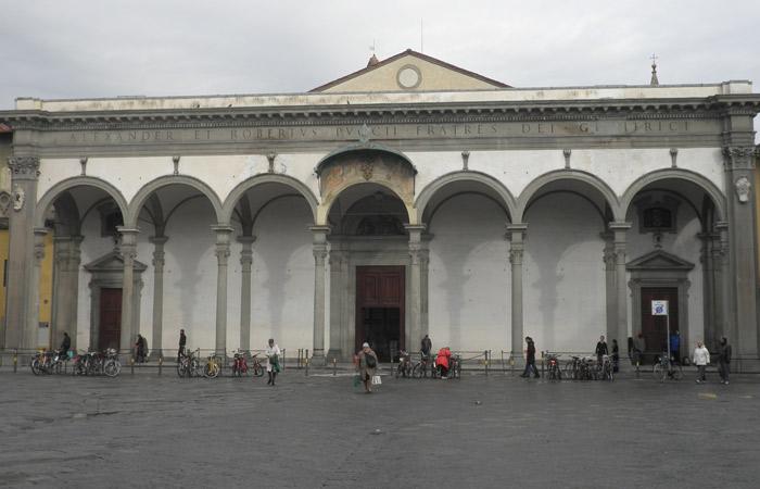 Basilica della Santissima Annunziata Florencia