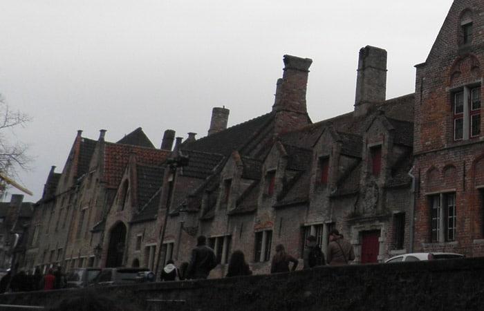 Casa del Pelícano qué ver en Brujas en un día