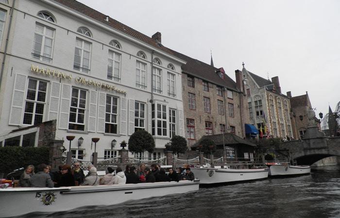 Martins Orangerie Hotel qué ver en Brujas en un día
