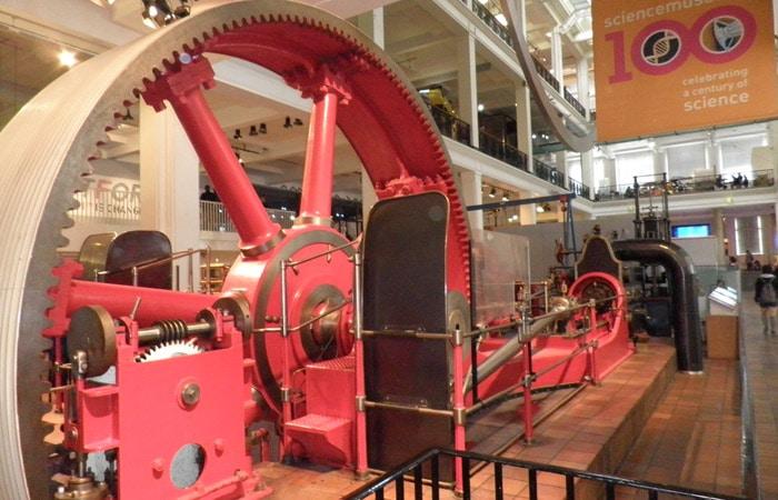 Museo de Ciencias tres días en Londres