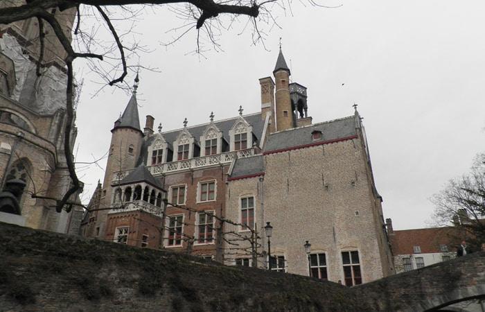 Museo Gruuthuse qué ver en Brujas en un día