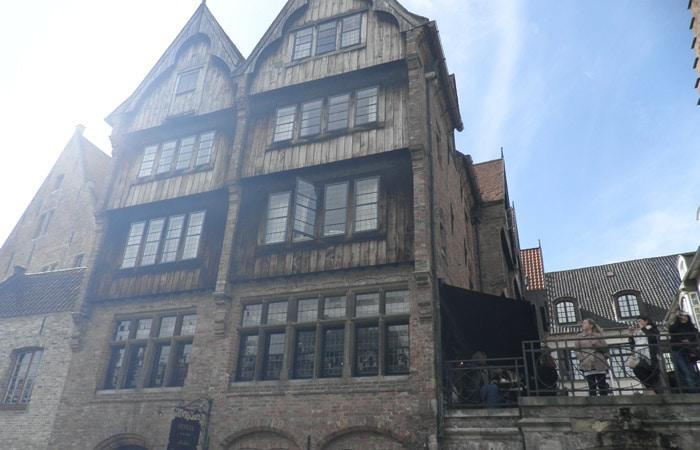 Hotel Relais Bourgondisch Cruyce qué ver en Brujas en un día
