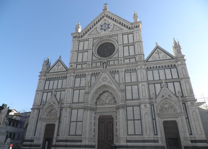 Basílica de la Santa Croce qué visitar en Florencia