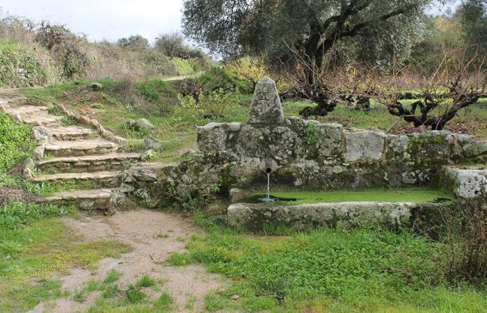 Caño Cachope Camino de los Rodales
