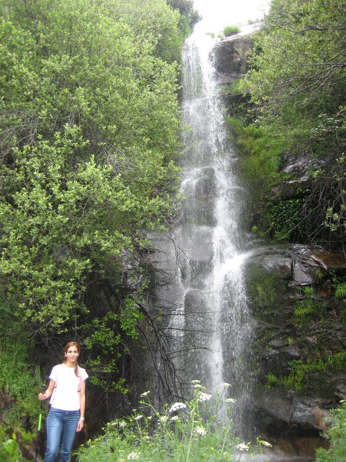 Cascada de La Chorrera de Hervás