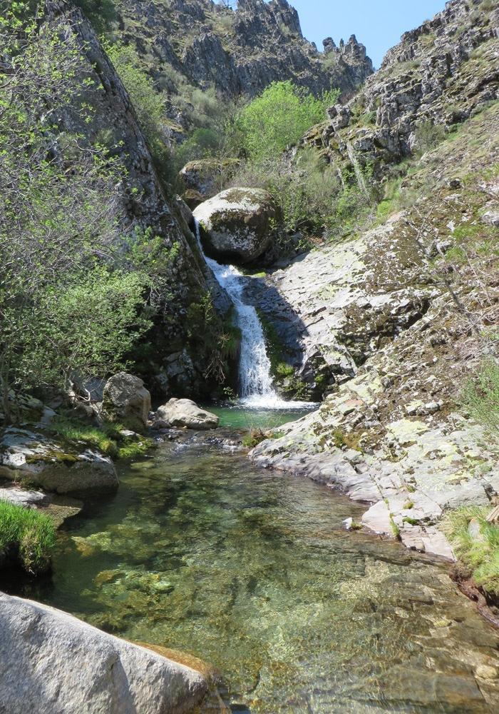 Cascada Ruta del Jabalí