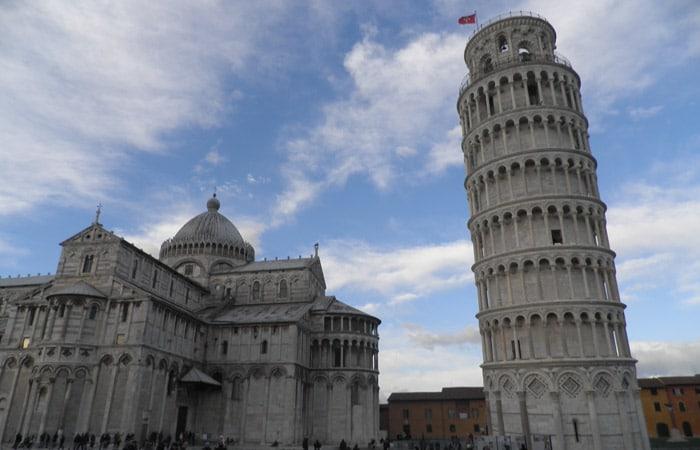 Duomo y Torre de Pisa