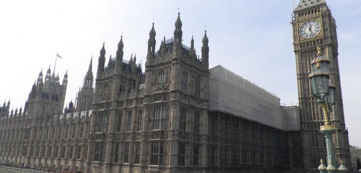 Parlamento y Big Ben ruta por Londres
