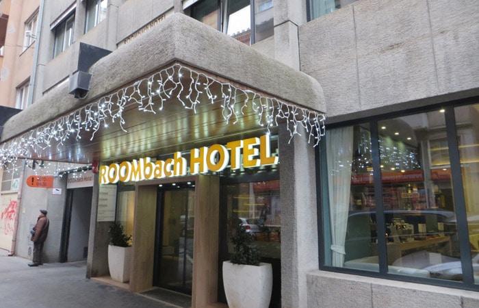 Hotel Roombach Budapest Center qué ver en Budapest