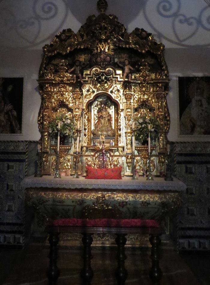 Capilla de la Real Maestranza monumentos de Sevilla