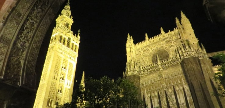 Giralda y Catedral qué ver en Sevilla en dos días