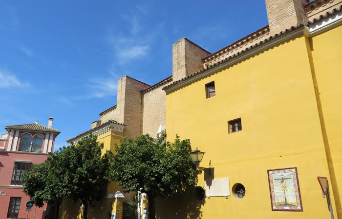 Iglesia de San Martín Sevilla