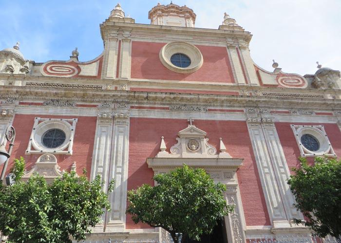 Iglesia del Salvador monumentos de Sevilla