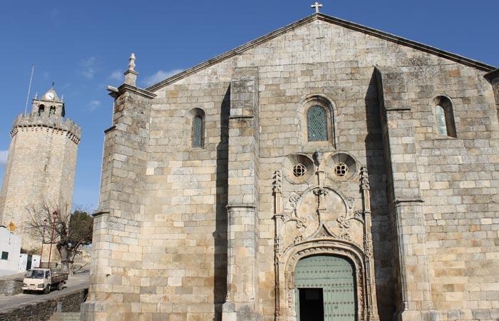 Iglesia Matriz de Freixo de Espada à Cinta
