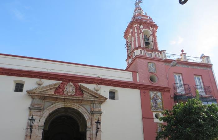 Iglesia de Nuestra Señora de la O Sevilla