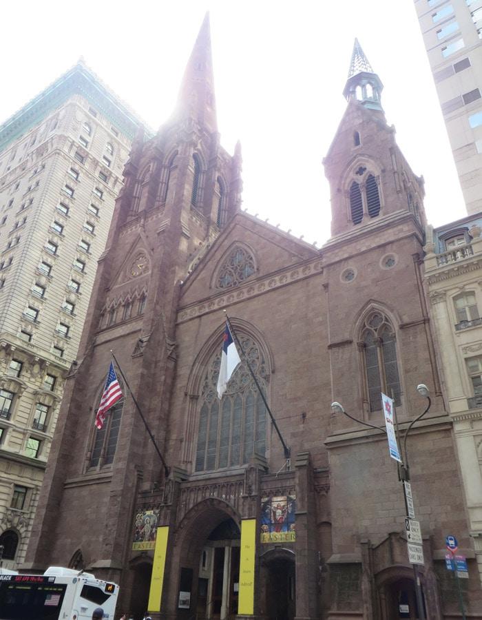 Iglesia Presbiteriana de Nueva York