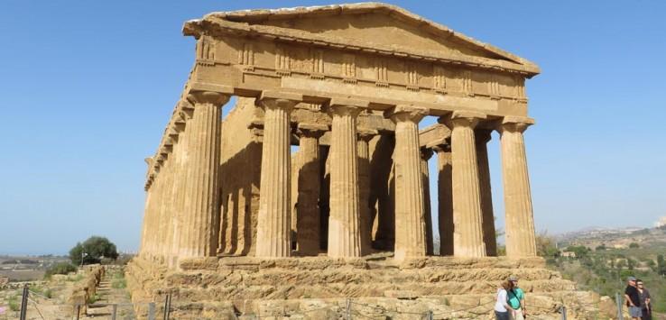 Valle de los Templos Agrigento