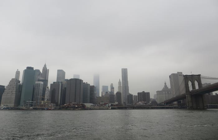 Manhattan desde el Brooklyn Bridge Park