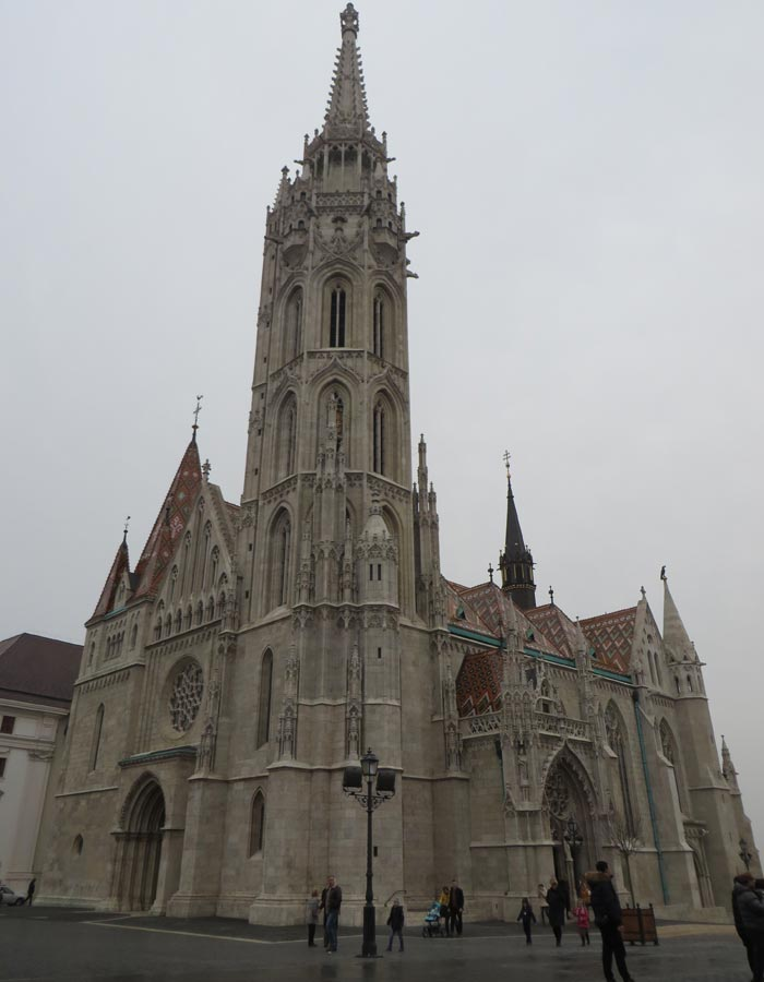 Iglesia de Matías en Buda