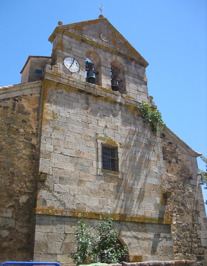 Iglesia de Villanueva del Conde Camino de los Prodigios