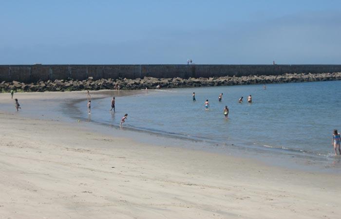 Barra playas de Aveiro