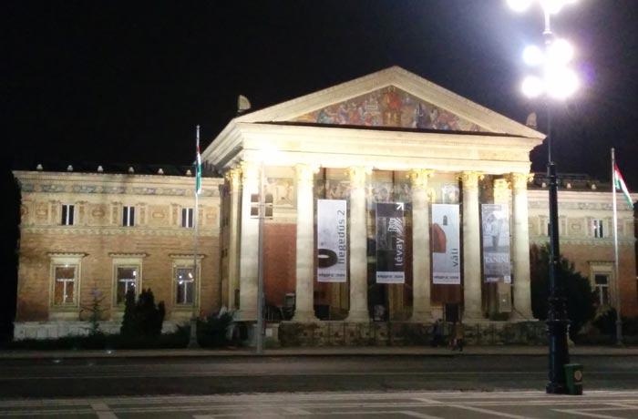 Palacio del Arte de Budapest