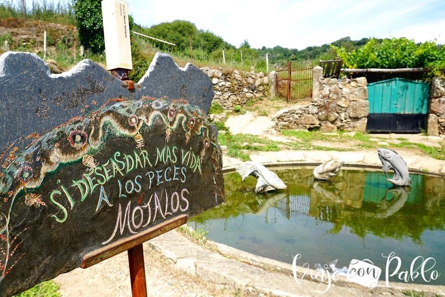 Peces de Marcos Rodríguez en Villanueva del Conde camino de los prodigios