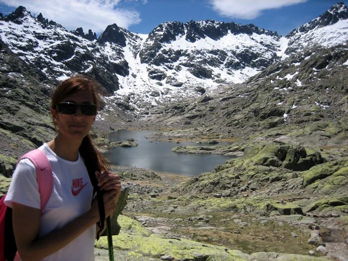 Últimos metros antes de llegar a la Laguna Grande de Gredos