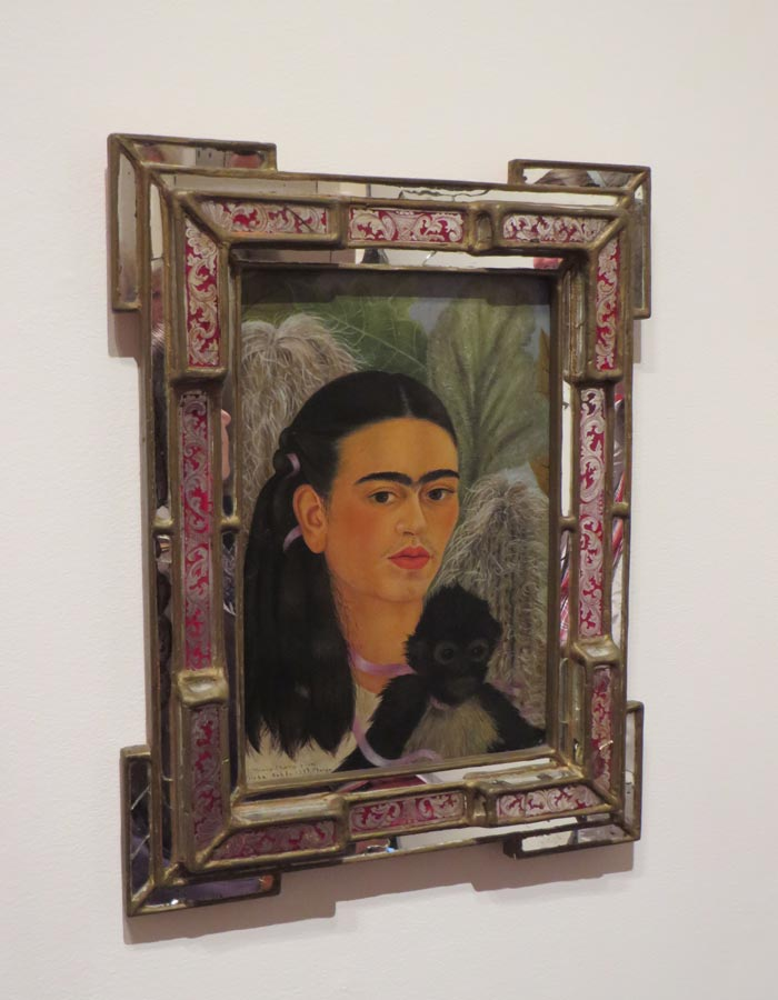 """Fulang-Chang and I"" de Frida Kahlo en el MoMA"