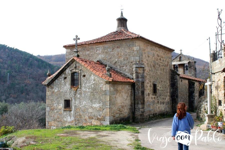 Iglesia de Las Casas del Conde