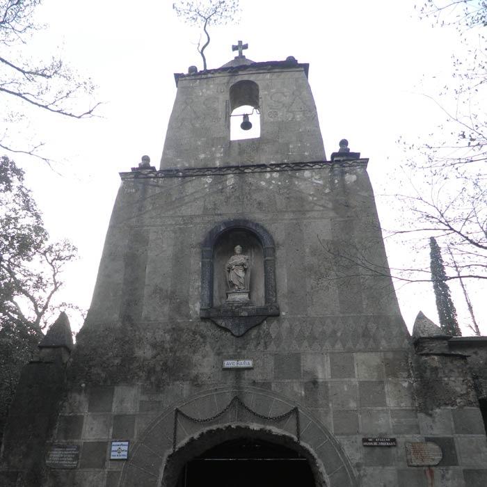 Monasterio del Santo Desierto de San José de La Batuecas Cascada del Chorro