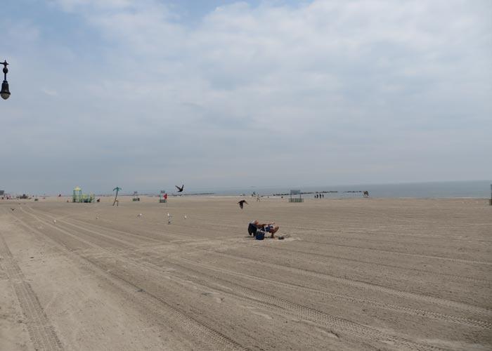 Playa visitar Coney Island
