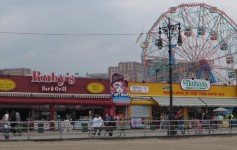 Restaurantes visitar Coney Island