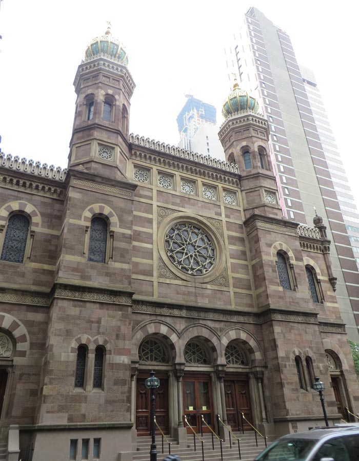 Sinagoga Central de Nueva York