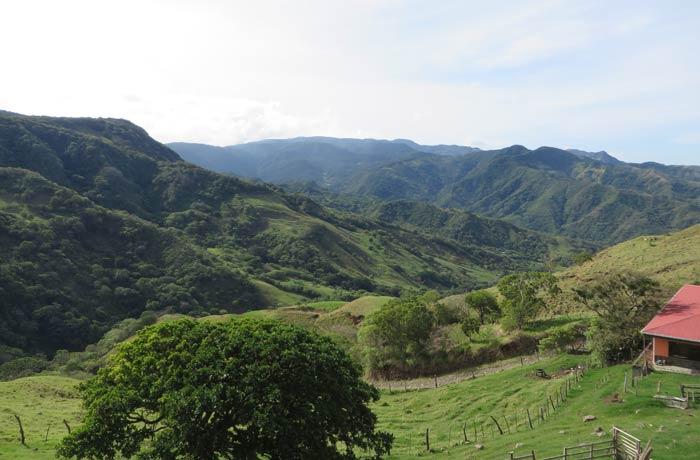 Paisaje de Monteverde Costa Rica por libre