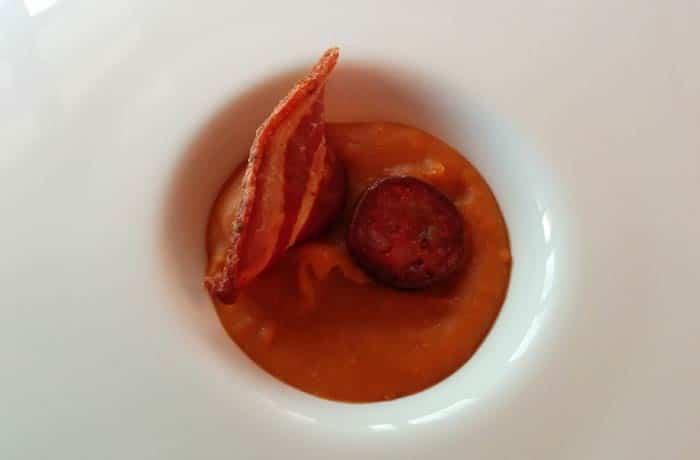 Patatas meneás del Casa Pacheco restaurantes en Salamanca provincia