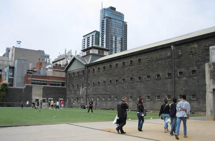 Antigua Prisión qué ver en Melbourne