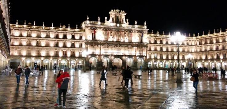 Plaza Mayor de Salamanca plazas más bonitas de Europa